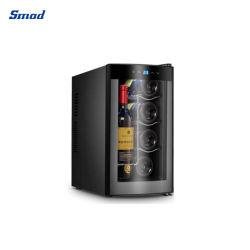 Almacenamiento de energía termoeléctrica 16 esquina 8 botellas de vino nevera Chiller