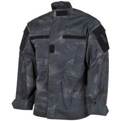 군복 경비원 의복 Acu Ripstop 야전용 재킷 Hdt Camo