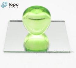 Glas van de Spiegel van de Kanten van Topo het Dubbele Zilveren voor de Decoratie van de Kleedkamer (lidstaten)