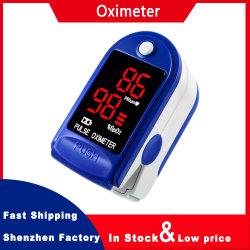 Реального производителя медицинского оборудования для питания устройства Ce FDA для измерения кровяного давления Cms50d пальца с помощью пульсоксиметра дисплей OLED