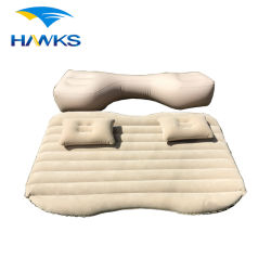 CL2A-EB02 Comlom Camping Inflatable Soft Plush Top Airbed for Car