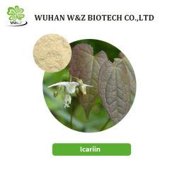 Het Uittreksel Icariin 1%-98% van Epimedium van het Poeder van Icariin
