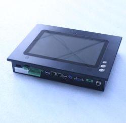 Военной промышленности 12,1-дюймовый ЖК монитор с сенсорным экраном управления