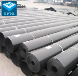 Plástico LDPE/LLDPE Water-Proof/PVC/HDPE Geomembrana para criadero de camaronescamisa enlos Emiratos Árabes Unidos
