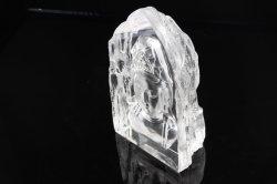 Hauptdekoration-Qualitäts-Kristallglas-Eisberg-Foto-Rahmen