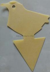 De forma diferente Amarelo Verde Colante Cartão Armadilha assassino de insectos