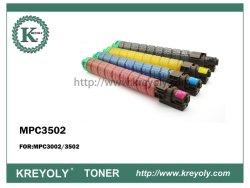 Het hete Toner van de Kleur van Ricoh van de Verkoop Ingevoerde Poeder van de Patroon MPC3502/3002