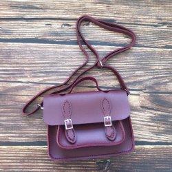 Дружественность к окружающей среде DIY ручной работы PU подушки безопасности в повседневной жизни сумки