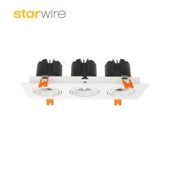 بيضاء إنجاز ثلاثة رئيسيّة عرنوس الذرة [لد] شبكة ضوء