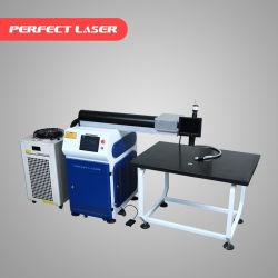 Van de spiegel van het Roestvrij staal van de Brief de Machine van het Lassen van de Laser van de Brief van de Advertentie van leiden- Tekens