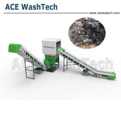 Machine à laver en plastique pour Shell écrasé de produits électroniques