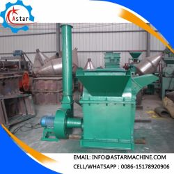La Chine Fabrication 1-2T/H concasseur de déchets de papier de sortie de la machine pour la vente