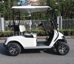Voiture de golf électrique E 2 sièges de voiture de tourisme