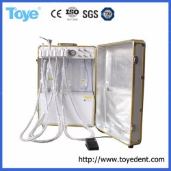 Clínica Dentária de Equipamento Móvel Unidade Dental portátil (Sistema de Controle Eletrônico)