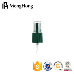 Le pulvérisateur avec micro 0,14ml Posologie et 20 410 Taille de la Brume en plastique de fermeture de la pompe du pulvérisateur pour bouteille de parfum de l'utilisation