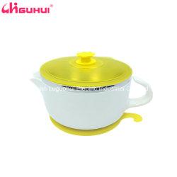 Tafelgeschirr-Wasser-Einspritzung-kühles oder wärmeres Nahrungsmittelbaby-Filterglocke-Set