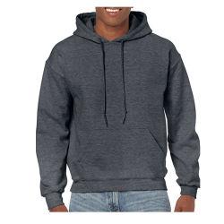 Double-Lined Hood Fleece Jacket Mens Wholesale Blank Hoodie Sweatshirt