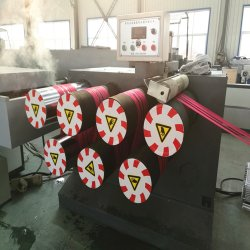 Escova de pintura de plástico PET Monofilamentos máquina extrusora