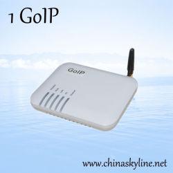 Канал входного 1 GSM VoIP, входной ГЛОТОЧКА ГЛОТОЧЕК, поддержка и H. 323, стержень VoIP