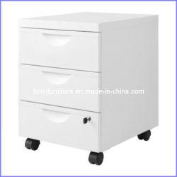 Mobile Locker Cajón con ruedas de metal/acero Muebles de oficina (Bon-C207)