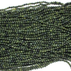 方法水晶Nephriteのヒスイのビード