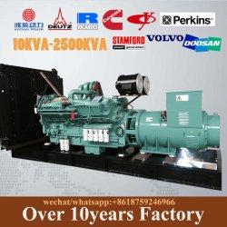 Krachtcentrale/Installatie in Parallelle 3 500-2500kVA In drie stadia