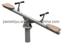 Instalaciones de parque infantil para niños Gimnasio Swing Teeterboard equipos de gimnasia al aire libre