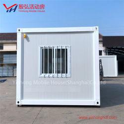 Estrutura de aço venda quente Casa Modular Recipiente prefabricados Office Prefab House Casa Contêiner
