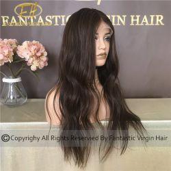 Wig completo/frontale dei capelli umani della Vergine/Remy cinese all'ingrosso con fabbrica Prezzo