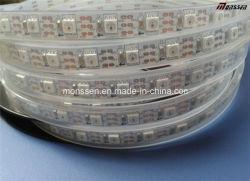 Ws2812b Construir-en IC 1 LED con 1 luz de tira del IC IP67 Digitaces LED