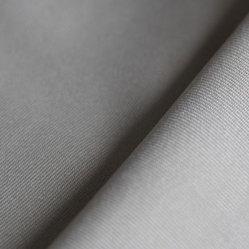 ポリエステルギャバジンの均一ファブリック、あや織り織り方、ニース手の質