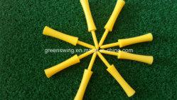 Настроить многофункциональный цветной древесины поле для гольфа тройник держатель
