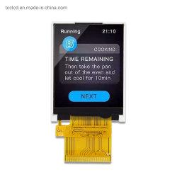Interfaccia di ingresso MPU 8080 a 8 bit da 1.8 pollici a 20 pin Schermo LCD TFT a colori 160X128 65K/262K completo