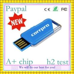 Oferta promocional Novo Cartão USB (GC-6611)