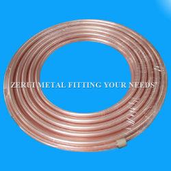 水およびガスのためのEn 1057の標準アニールされた銅管