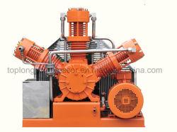 Exempt d'huile compresseur SF6 de méthane (compresseur Gow-48/4-150 Approbation CE)