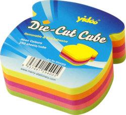 Cube Die-Cut papier