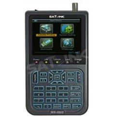 MPEG4 HD DVB-S2 Finder Satlink дозатора цифрового отображения спутниковых Finder Satlink дозатора WS 6922