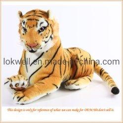Les jouets en peluche tigre en peluche pour bébé cadeau