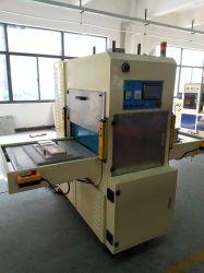 La soudure en cuir de haute fréquence et le gaufrage de la machine pour coussin de cuir, pare-soleil