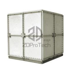Термостойкий FRP/GRP SMC площади сечения резервуара для воды.