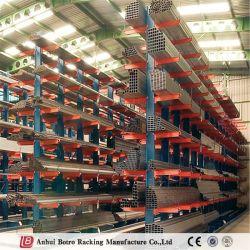 Стальная труба для тяжелого режима работы систем хранения данных в два раза стороны подвижной колонны структурных поставщика для монтажа в стойку