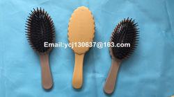 Commerce de gros peigne à cheveux pour les soins des cheveux Produits sains brosse