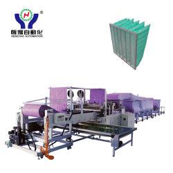 Sac de filtre à air automatique Making Machine