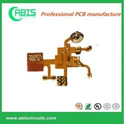 Flex-Rigid imersão com FR/4 placa PCB na indústria electrónica
