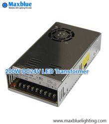 200W Lrs 시리즈 Meanwell LED 전력 공급 또는 운전사 또는 변압기