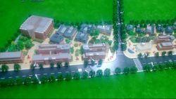 Sale를 위한 가늠자 1/450 Upscale Apartment House Architecture Model