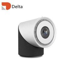 Nuevo portátil chino Mini proyector 3D Full HD 3000 lúmenes DLP Proyector Digital altavoces batería incorporada.