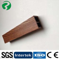 WPC композитный полый квадратных древесины столбец с водонепроницаемым огнеупорные Moisture-Proof для внутренней стенки раздел художественным оформлением и потолок