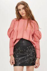 Высокое качество овоида по гильзы обычная шифон женщин блуза оптовая торговля